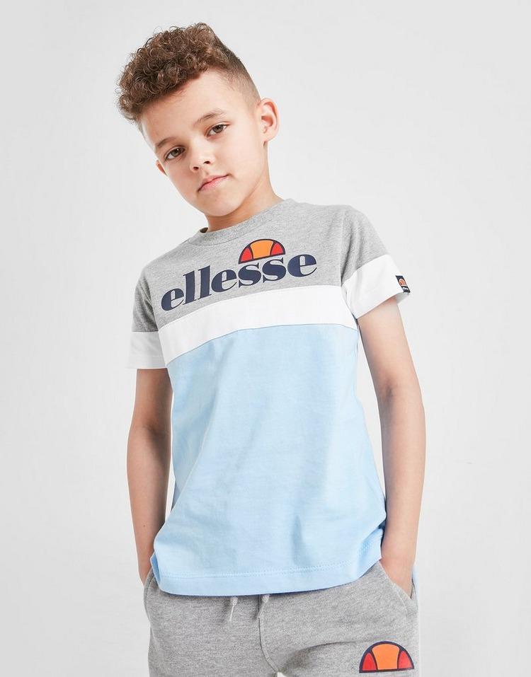 Ellesse Phylla T-Shirt/Shorts Set Children