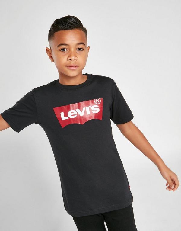 Camiseta Levis Logo Batwing Classic Masculina Branco