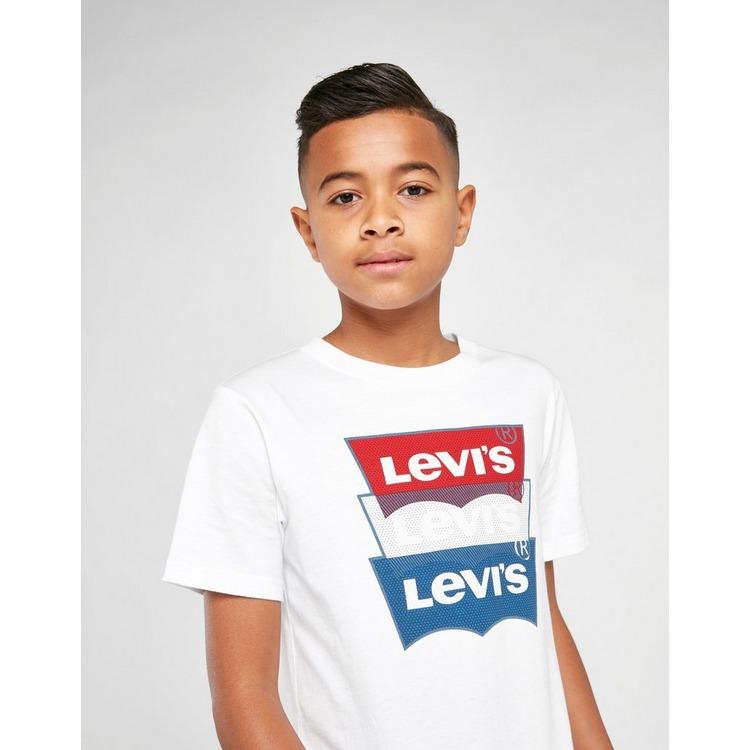 Levis T-Shirt  Batwing Overlap para Júnior
