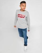 Levis Batwing Crew Sweatshirt Junior