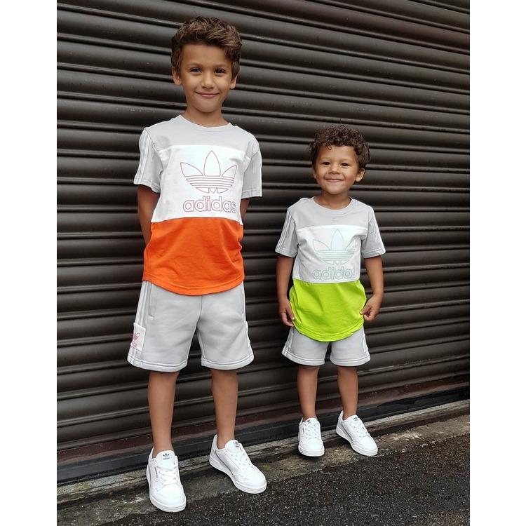 adidas Originals Sport T-Shirt/Shorts Set Children