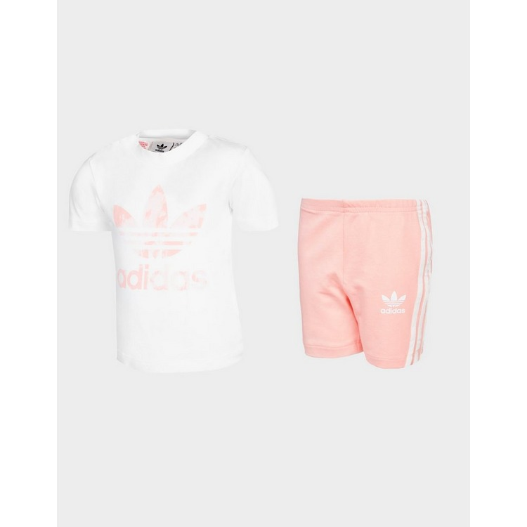 adidas Originals conjunto Girls' Cycle para bebé