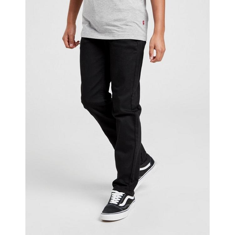 Levis 502 Regular Taper Jeans Junior