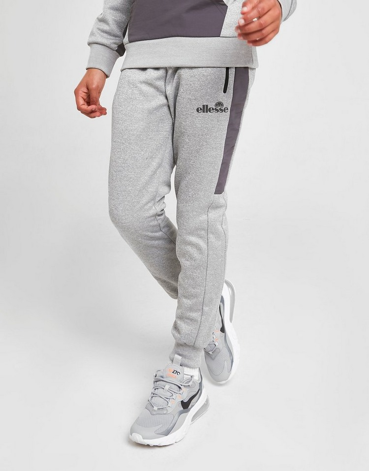 Ellesse Vikta Poly Reflective Logo Track Pants Junior