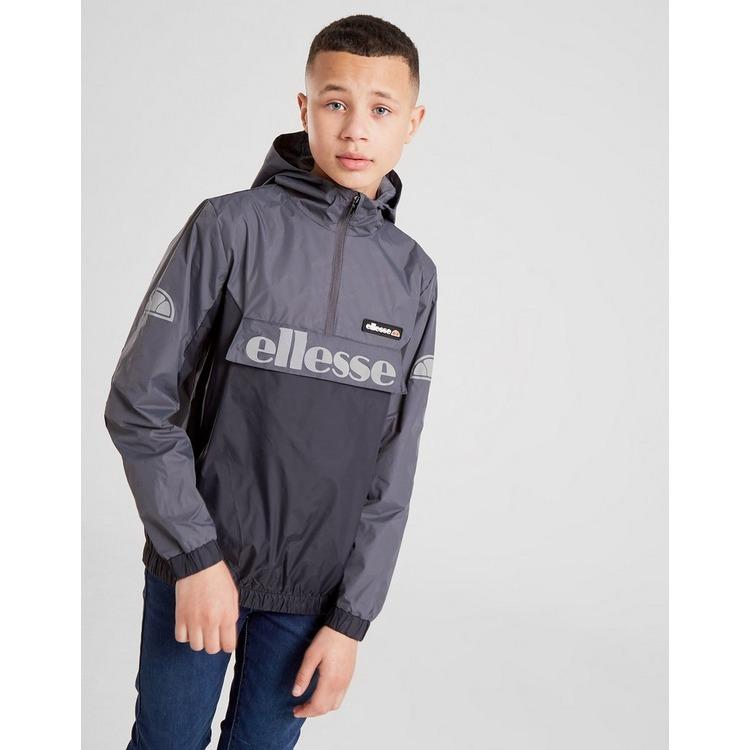 Ellesse Chromio Reflective Lightweight Jacket Junior