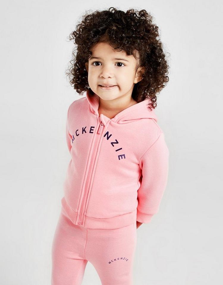 McKenzie Girls' Darcey Full Zip Tracksuit Infant