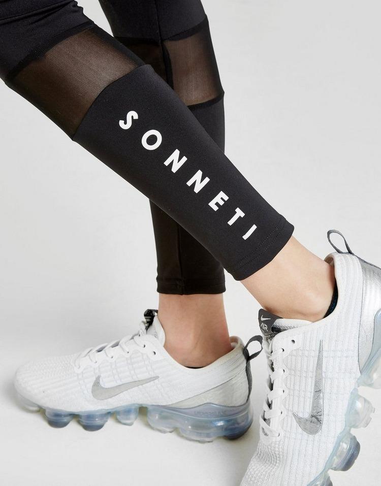 Sonneti Girls' Daisy Mesh Leggings Junior