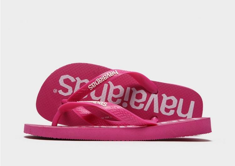 Havaianas Logomania Flip Flops Women's