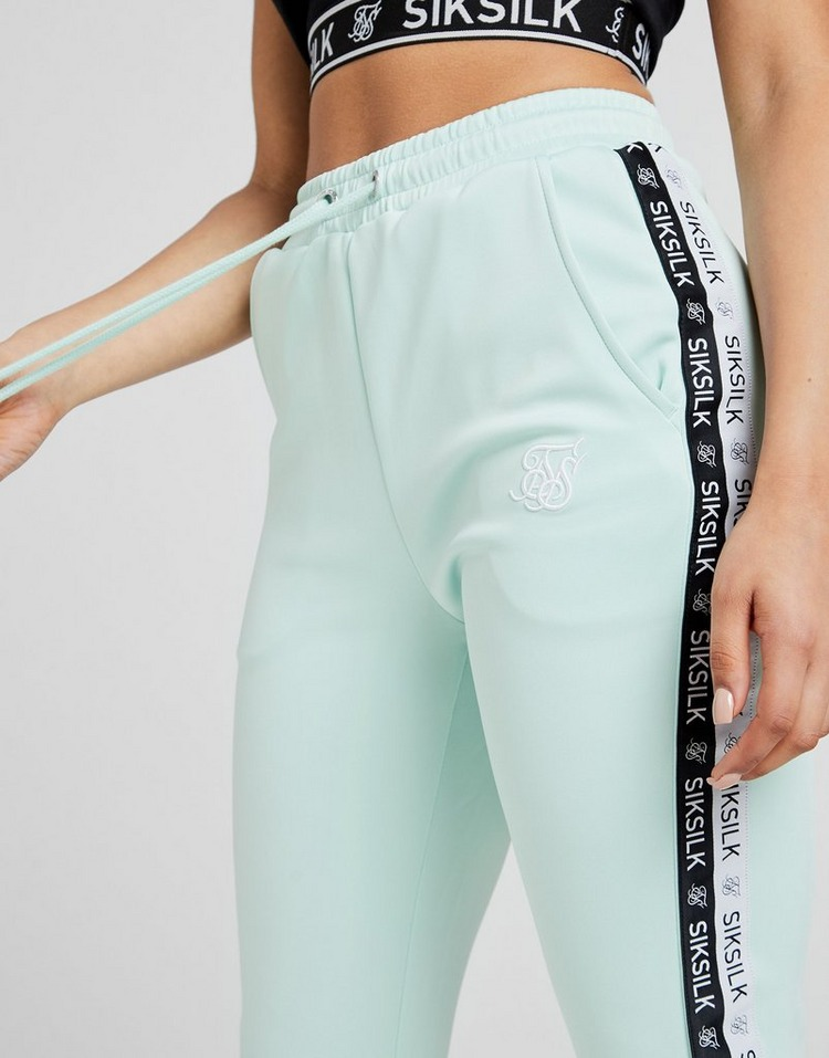 SikSilk Poly Tape Joggers
