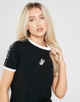 SikSilk Tape Boyfriend T-Shirt