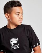 Fila Jayden Tape T-Shirt Junior