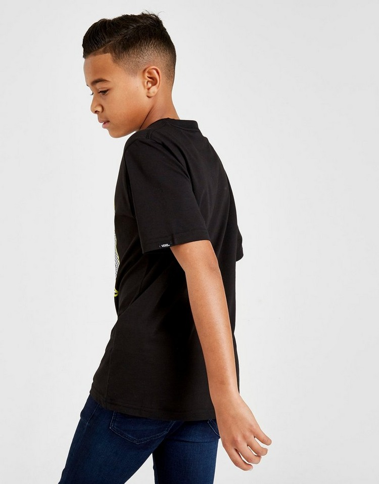 Vans Check Box T-Shirt Junior