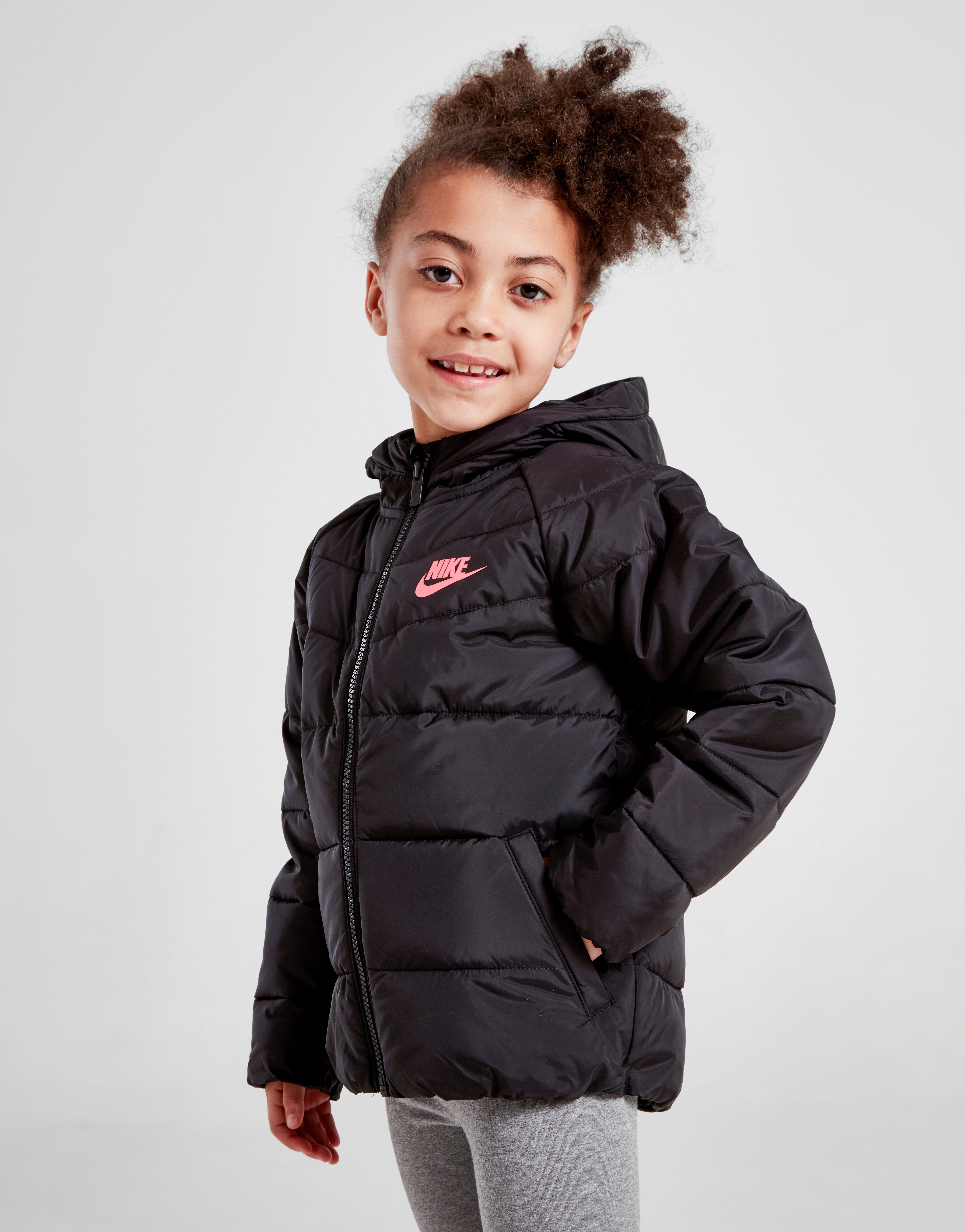 Girls Nike Little Kids Pink Filled Jacket Pink   £60.00