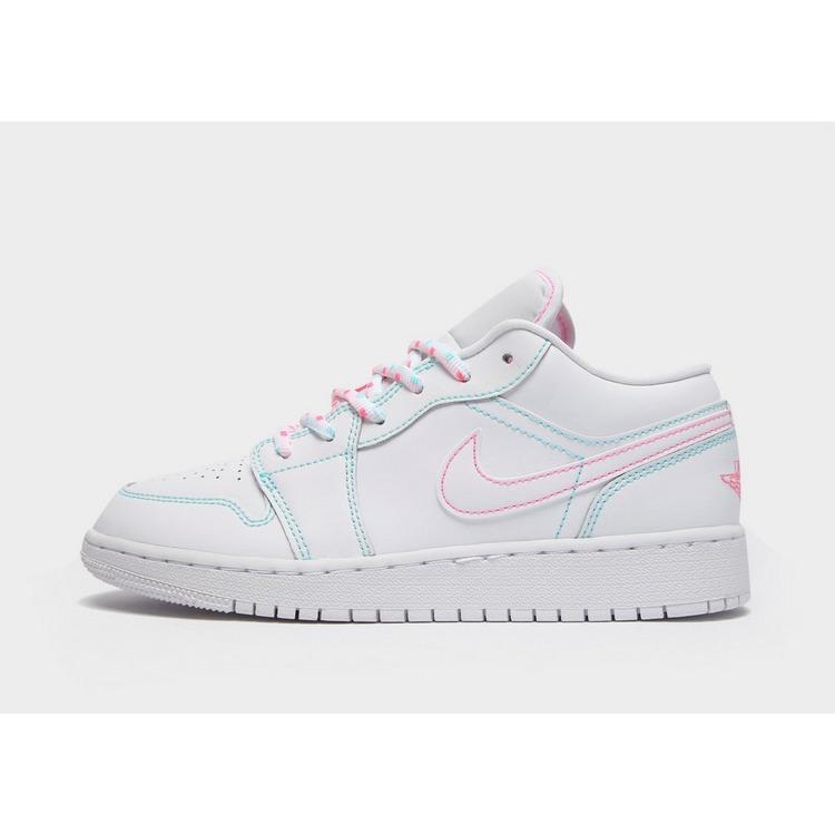 Acheter White Nike Chaussure Air Jordan 1 Low pour Enfant