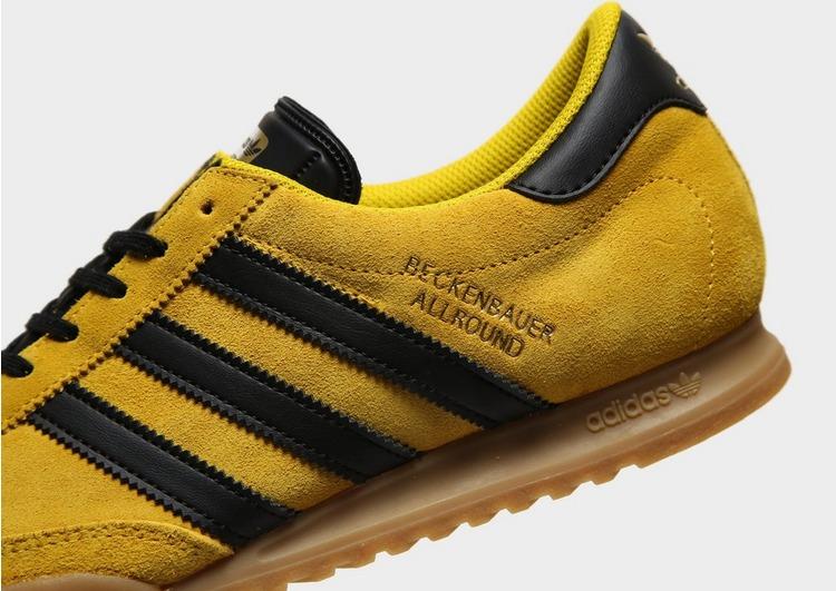 Koop Geel adidas Originals Beckenbauer Heren | JD Sports