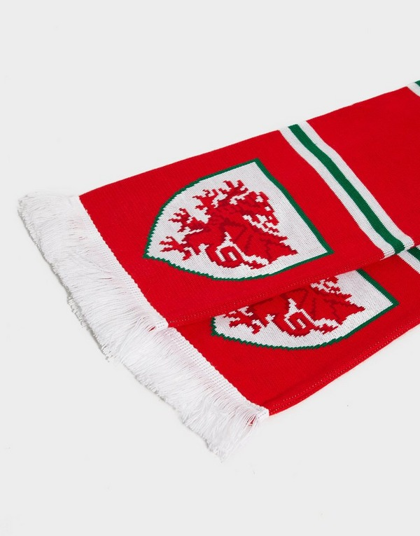 Official Team Wales Bar Scarf