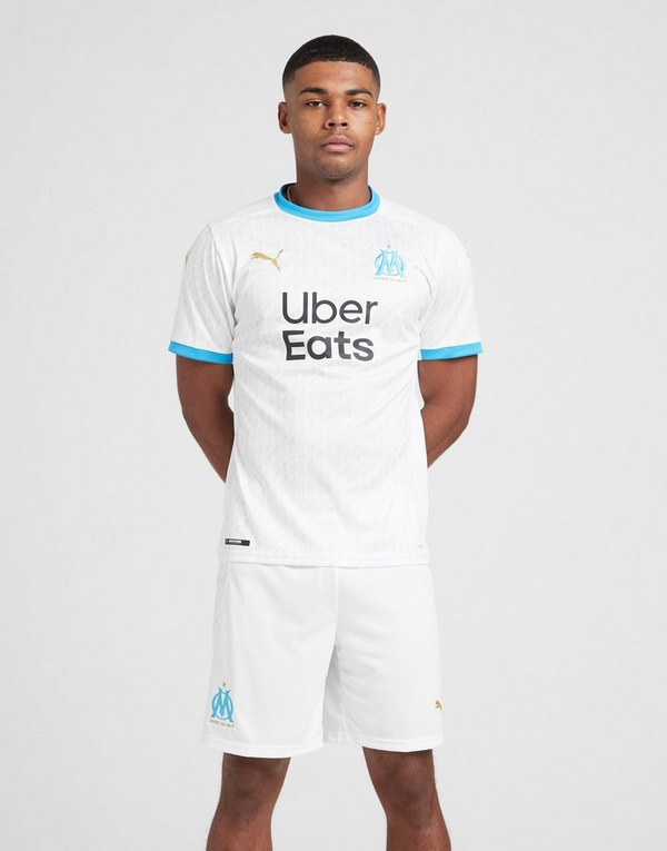 Shop den PUMA Olympique Marseille 202021 Home Shorts Herren