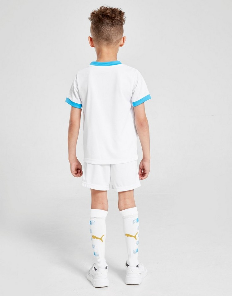 PUMA Olympique Marseille 2020/21 Home Kit Children