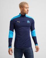 PUMA Olympique Marseille 1/4 Zip Training Track Top