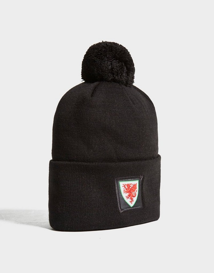 Official Team Bonnet Bobble Pays de Galles Homme