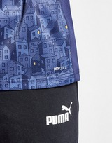 Puma Olympic Marseille 2020/21 Away Shirt Junior