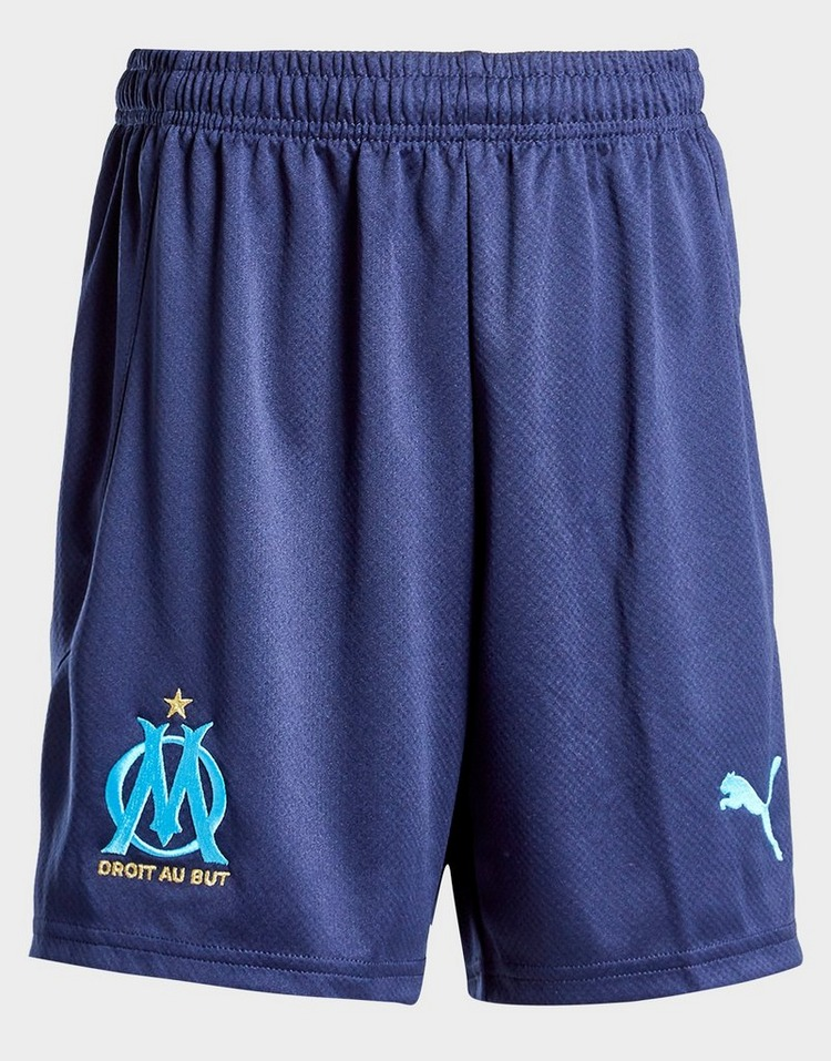Puma Olympic Marseille 2020/21 Away Shorts Junior