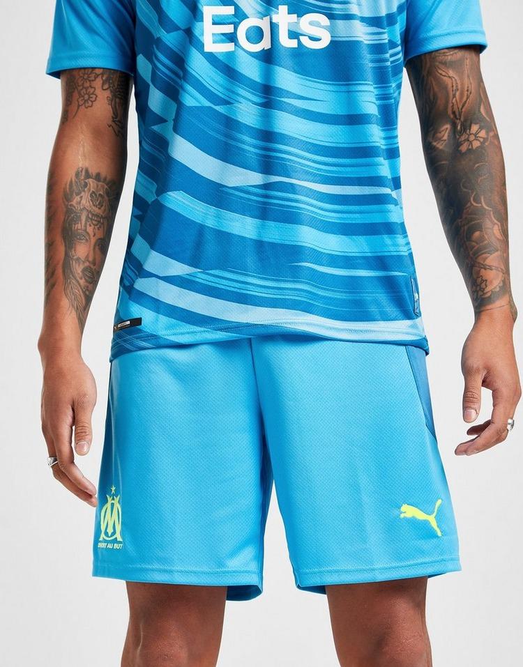 Puma Olympic Marseille 2020/21 Third Shorts