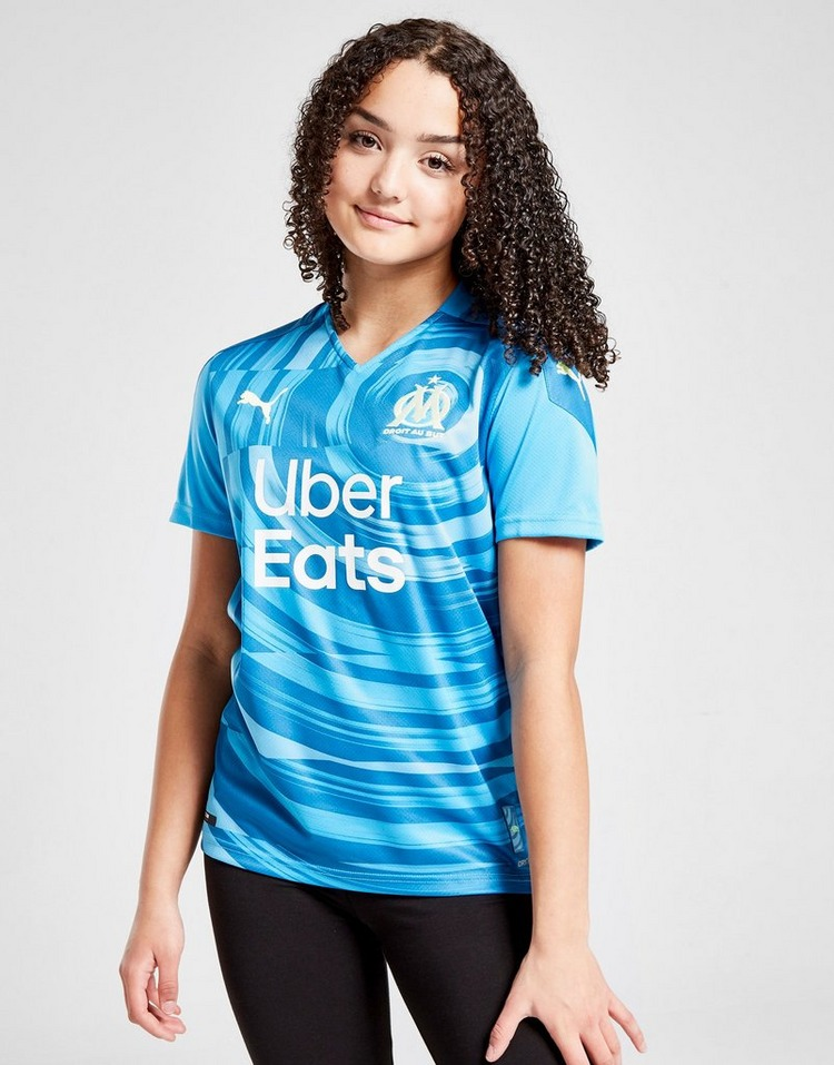Puma Olympic Marseille 2020/21 Third Shirt Junior