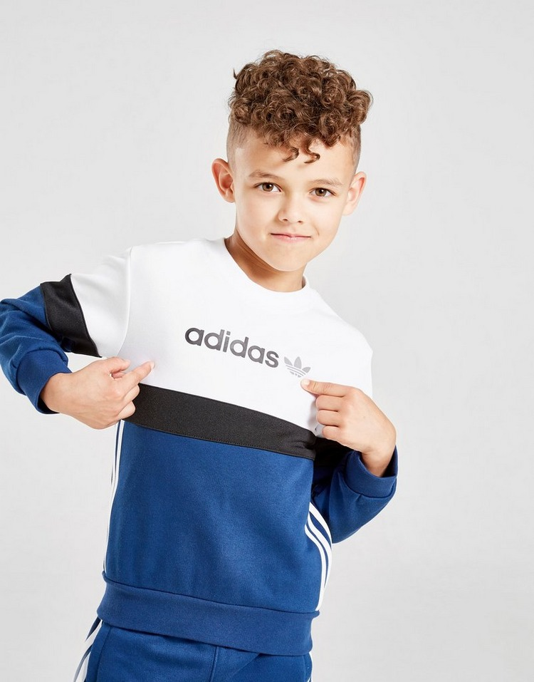 adidas Originals chándal Challenger infantil