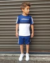 adidas Originals conjunto Challenger camiseta/pantalón corto infantil