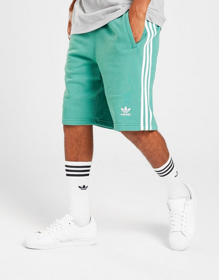 Koop Groen adidas Originals California Shorts Heren | JD Sports