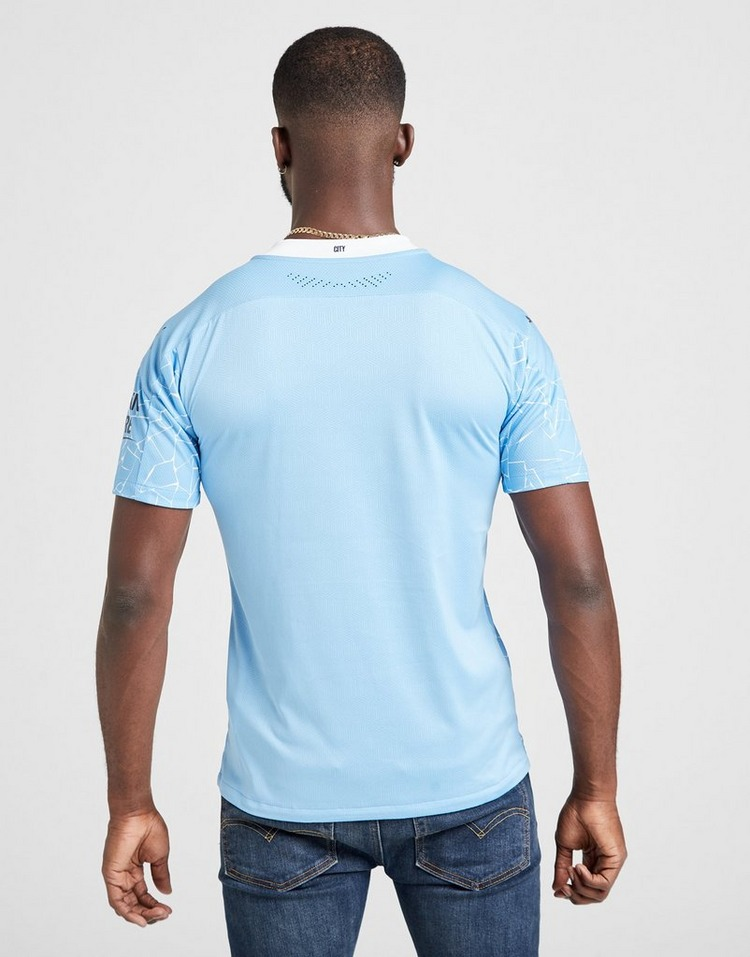 Puma Manchester City FC 2020/21 Home Authentic Shirt