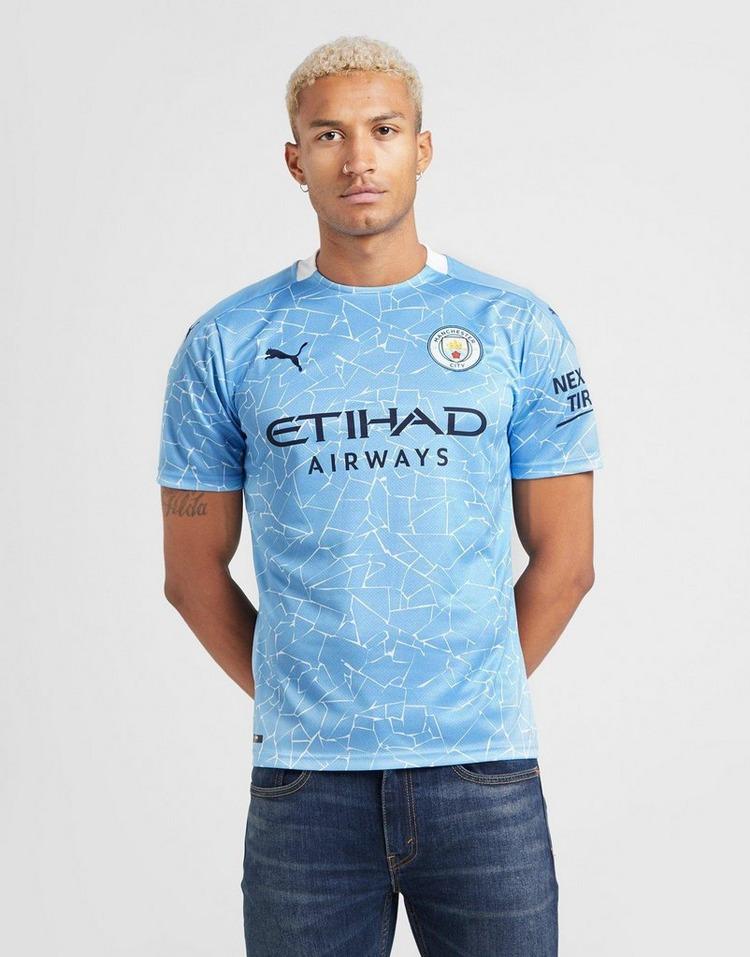 Puma Manchester City FC 2020/21 Home Shirt