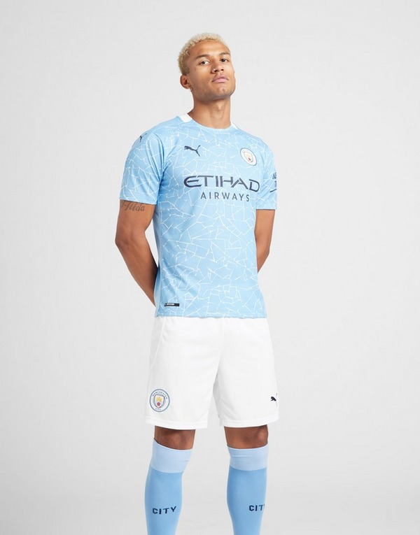 Puma Manchester City Fc 2020 21 Home Shorts