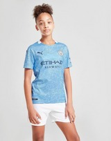 Puma Manchester City FC 2020/21 Home Shirt Junior