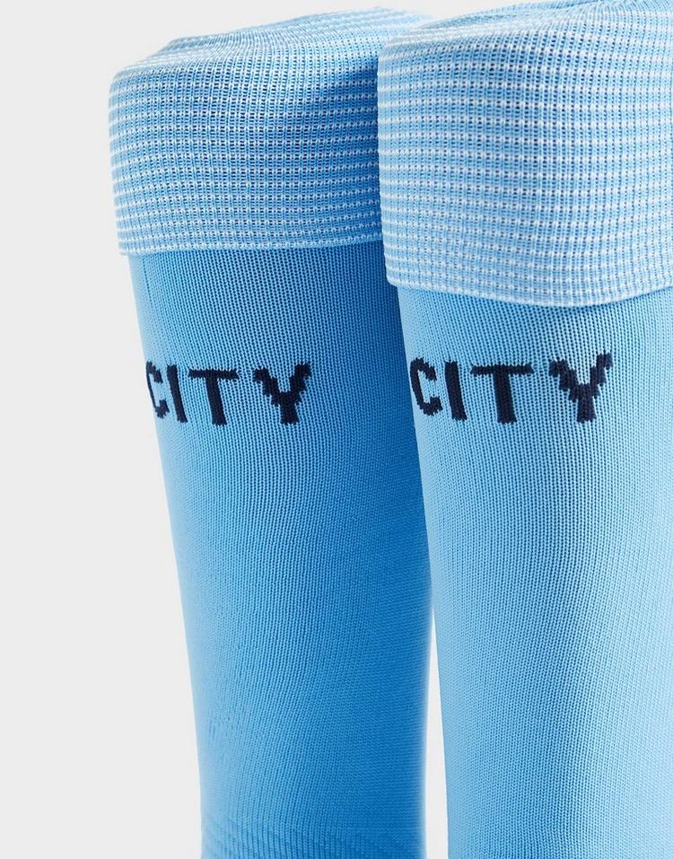 Puma Manchester City FC 2020/21 Home Socks Junior