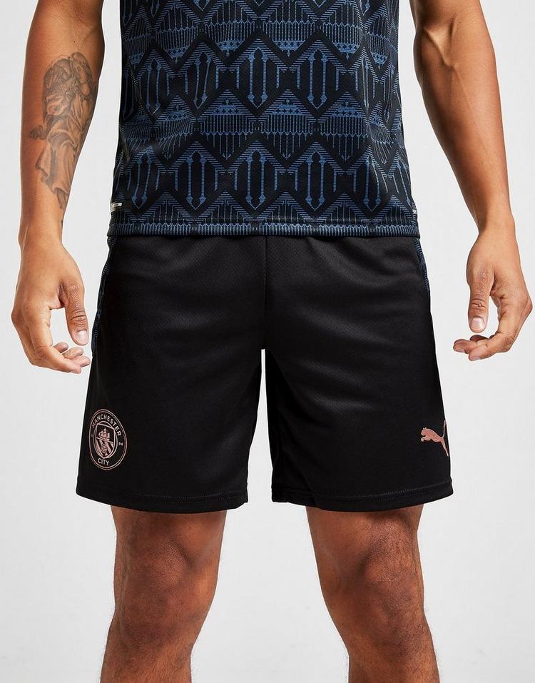 Puma Manchester City FC 2020/21 Away Shorts