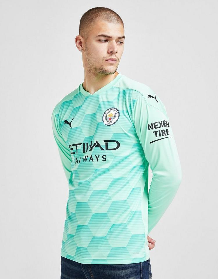 Puma Manchester City FC 2020/21 Away Goalkeeper Shirt