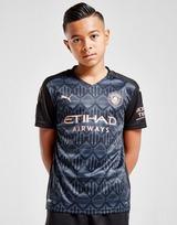Puma Manchester City FC 2020/21 Away Shirt Junior