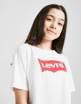 Levis Girls' Bright Crop T-Shirt Junior