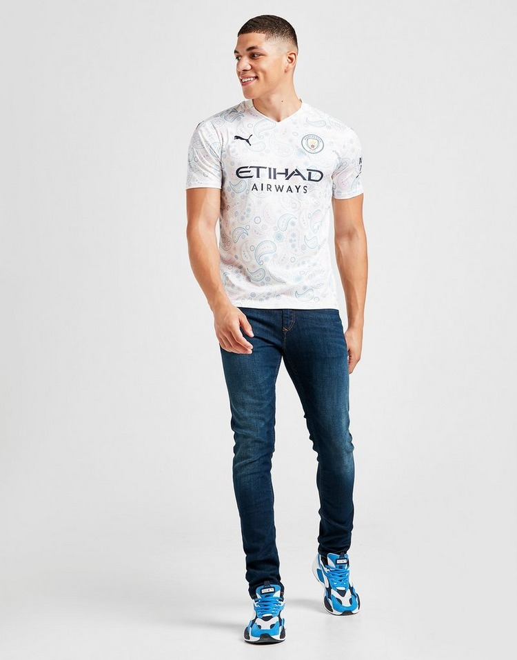 Puma Manchester City FC 2020/21 Third Shirt