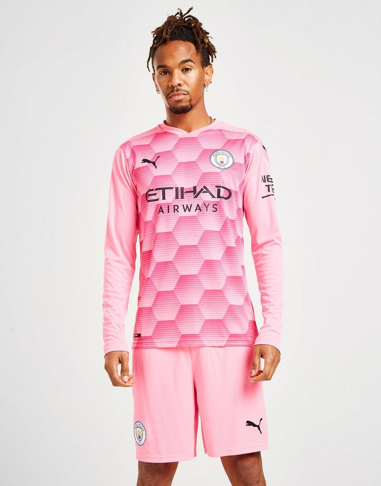 Puma Manchester City FC 2020/21 Third Goalkeeper Shorts