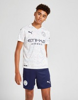 Puma Manchester City FC 2020/21 Third Shorts Junior
