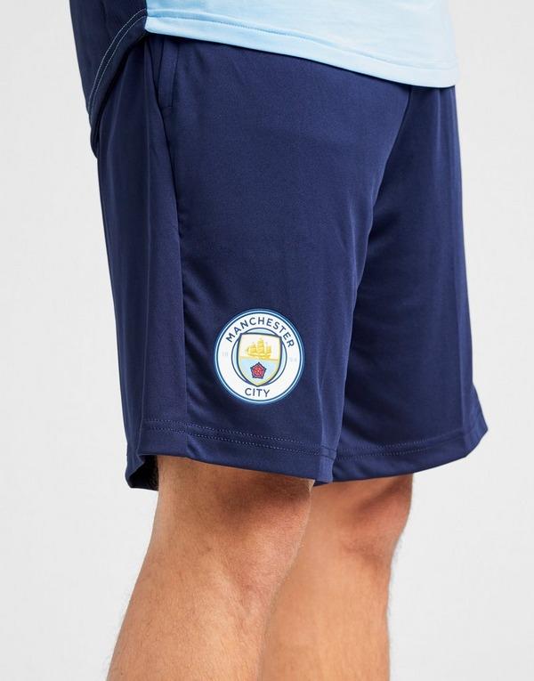 PUMA pantalón corto de entrenamiento Manchester City FC