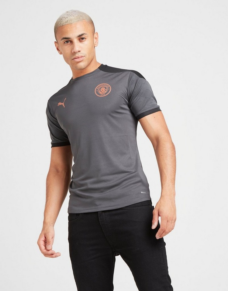 PUMA Manchester City FC Training Short Sleeve Top
