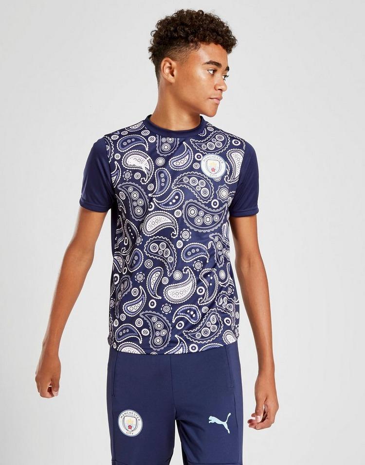 Puma Manchester City FC Stadium T-Shirt Junior
