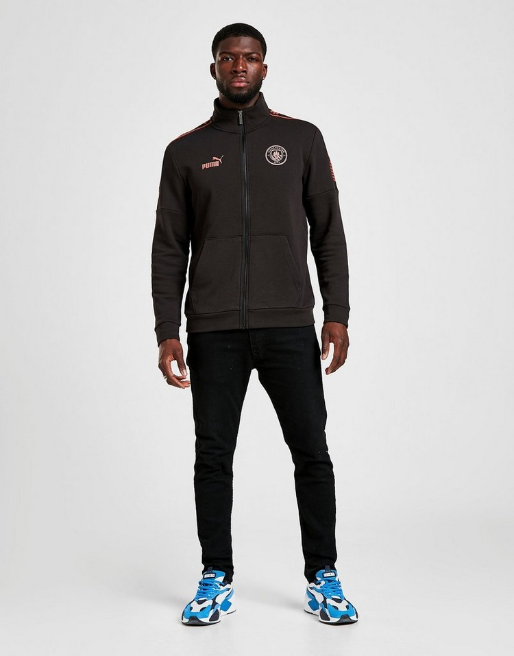 Puma Manchester City FC Culture Track Top
