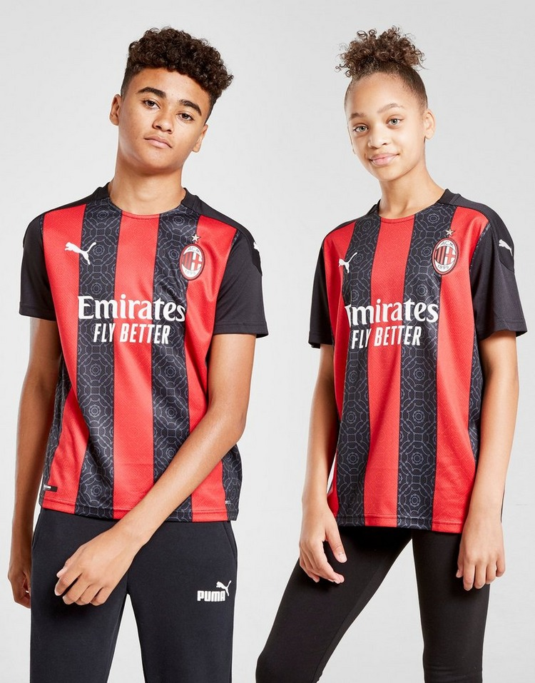 Puma AC Milan 2020/21 Home Shirt Junior