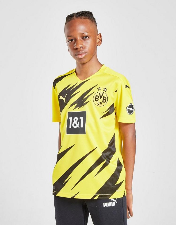Puma Borussia Dortmund 2020/21 Home Shirt Junior