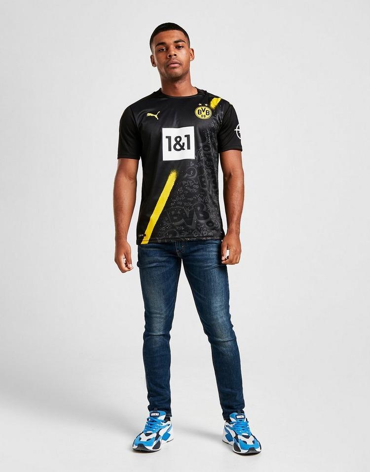 Puma Borussia Dortmund 2020/21 Away Shirt